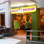 Photo taken at Chicken Bacolod by John R. on 12/1/2012