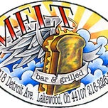 Photo taken at Melt Bar & Grilled by Jim M. on 11/12/2012