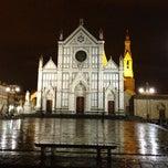 Photo taken at Basilica di Santa Croce by Denis E. on 3/10/2013