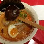 Photo taken at Men-ichi by Annie C. on 11/30/2014