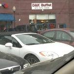 Photo taken at D&K Buffet by Don Corey W. on 5/18/2013
