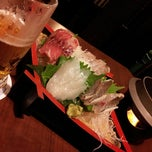 Photo taken at くつろぎの里 庄や 藤沢南口店 by Nanako T. on 9/4/2013