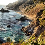 Photo taken at Julia Pfeiffer Burns State Park by Bobby M. on 9/25/2012
