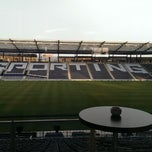 Photo taken at Sporting Park by Chris W. on 6/23/2013