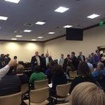 Photo taken at Utah State Senate by Woody B. on 2/27/2014