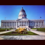 Photo taken at Capitol Hill by Alexey G. on 9/20/2012