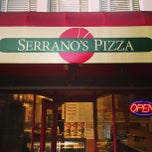 Photo taken at Serrano's Pizza by Doc R. on 1/31/2013