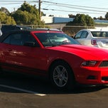 Photo taken at Payless Car Rental - San Francisco (SFO) by Marla W. on 9/30/2012