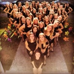 Photo taken at Sigma Kappa by Denise C. on 9/29/2013