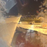 Photo taken at Gate M15 by Anders J. on 12/9/2013