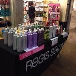 Photo taken at Regis Salon Pearlridge by Pearlridge C. on 10/19/2013