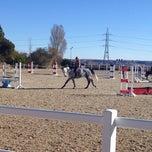 Photo taken at Pony Club by Lorena S. on 12/1/2013