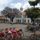 Photo taken at Kota Tua by Simon Λ. on 12/3/2012