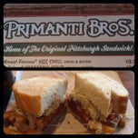 Photo taken at Primanti Brothers by Adam S. on 1/27/2013