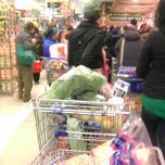 Photo taken at Super Foodtown by Angie M. on 2/7/2013