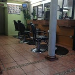 Photo taken at Brothers Barber Shop by R. J. I. on 3/28/2013
