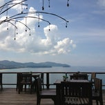 Photo taken at Secret Cliff Resort And Restaurant Phuket by Кристина О. on 3/24/2013