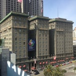 Photo taken at The Westin St. Francis San Francisco on Union Square by Albert WK S. on 3/18/2013