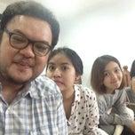 Photo taken at Pengadilan Negeri Tangerang by Arga N. on 12/19/2014