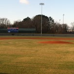 Photo taken at Chattanooga Baseball Field by Billy T. on 2/16/2013