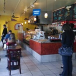 Photo taken at Park Gyros by Corrie D. on 2/22/2014