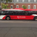 Photo taken at Rutgers University by Carl F. on 10/4/2012