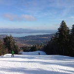 Photo taken at Gunstock Mountain Resort by Jonathan P. on 2/3/2013
