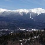 Photo taken at Bretton Woods by Jonathan P. on 3/18/2013