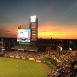 Photo taken at Citizens Bank Park by Denise H. on 6/5/2013