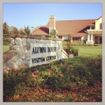 Photo taken at GVSU Alumni House and Visitor Center by Lisa Rose S. on 10/18/2013