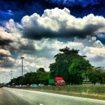 Photo taken at Kesas Hwy. by Janus D. on 9/25/2012