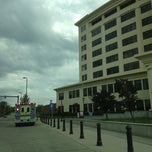 Photo taken at Cuyahoga County Juvenile Justice Center by Cody P. on 10/4/2013