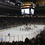Photo taken at TD Garden by Evelyn L. on 4/28/2013