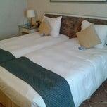 Photo taken at NH Hotel du Grand Sablon by Jurgen H. on 1/14/2012