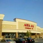 Photo taken at Atlas Cinemas Great Lakes Stadium 16 by CoolSprings.com on 9/12/2011