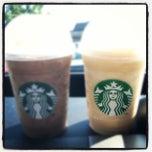 Photo taken at Starbucks by Zoe T. on 5/4/2012
