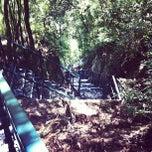 Photo taken at Escada da Perna Bamba by Lucas G. on 1/31/2012