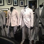 Photo taken at John Varvatos SoHo by Nicholas D. on 5/23/2012