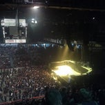 Photo taken at Pacific Coliseum by Rafael G. on 7/30/2012