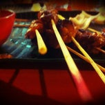 Photo taken at Pondok Satay by Azlee A. on 8/10/2012