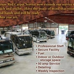 Photo taken at Millennium Luxury Coaches by Bob W. on 1/12/2012