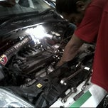 Photo taken at Alfa City Motors by Michal R. on 10/4/2011