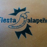 Photo taken at Fiesta Jalapeños by Adam K. on 9/24/2011