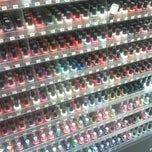 Photo taken at Sunlight Nail Supply by TheThriftanista on 8/8/2012