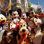 Photo taken at Walt Disney World Resort by Ryan M. on 7/16/2012