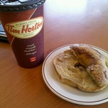 Photo taken at Tim Hortons by Brendan I. on 8/10/2012
