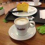 Photo taken at Viena Café by !MIlton S. 7.1 on 4/28/2013