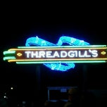 Photo taken at Threadgill's by Lorie B. on 3/9/2013