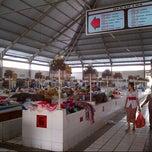 Photo taken at Pasar Intaran Sanur by Lisa L. on 10/8/2014