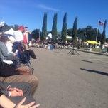 Photo taken at Kanapaha Veterans Memorial Park by Christy T. on 11/11/2014